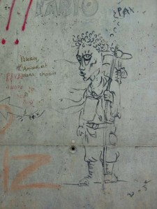 10-13 camino graffiti of pelerin