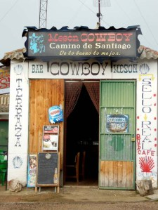 Meson Cowboy, El Ganso