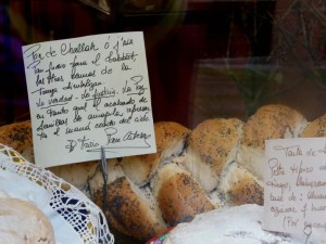 Challah in Santiago - the real miracle of the Camino?