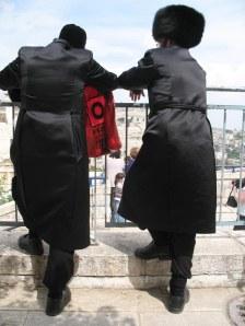 Haredim Jerusalem