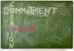commitment choice coercion