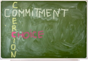 commitment choice coercion