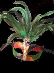 Lessons from a Purim Mask