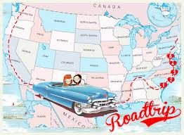Road trips: the Etch-a-Sketch of travel