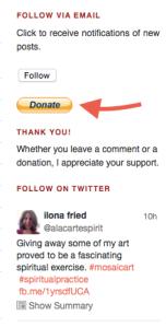 Small ScreenShot Donate Button